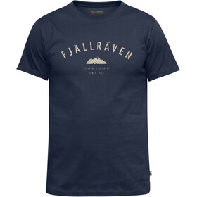Fjällräven Trekking Equipment Shortsleeve Shirt Men blue